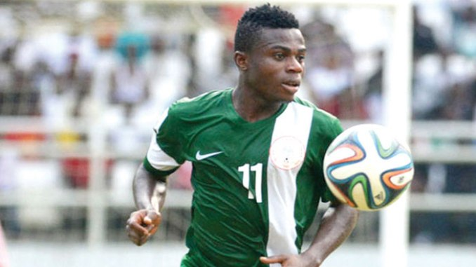 Profile of Idoma-born Super Eagles player, Moses Simon - Idoma ...