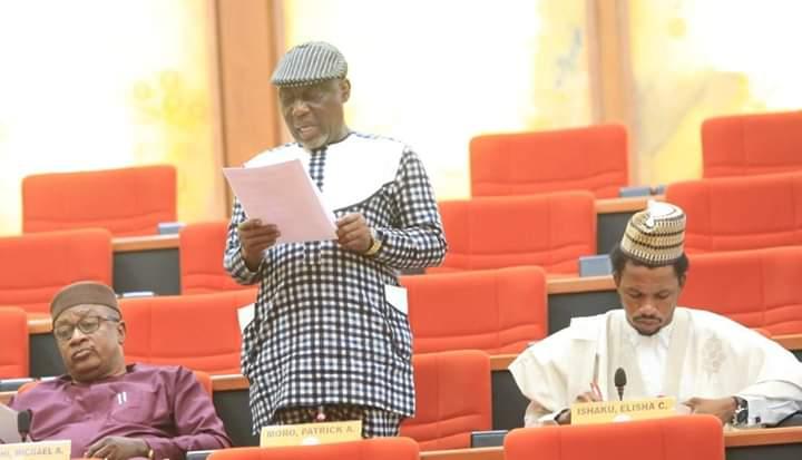 Another bill by Senator Abba Moro passes second reading in Senate - Idoma  Voice Newspaper