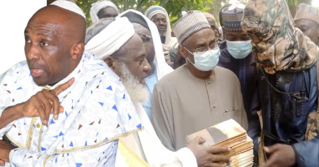 Kagara boys: 'Why must Sheikh Gumi negotiate with bandits?' Prophet Elijah  blasts FG